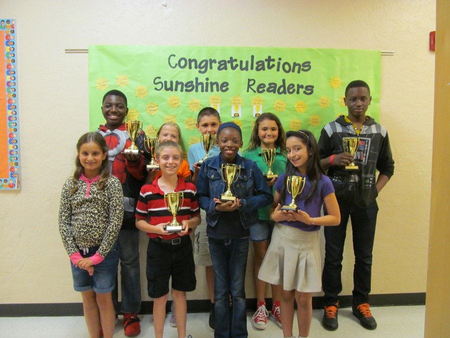 Bayshore Celebrates Sunshine State Readers