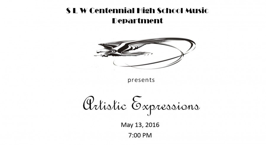 SLWCHS Artistic Expressions Concert