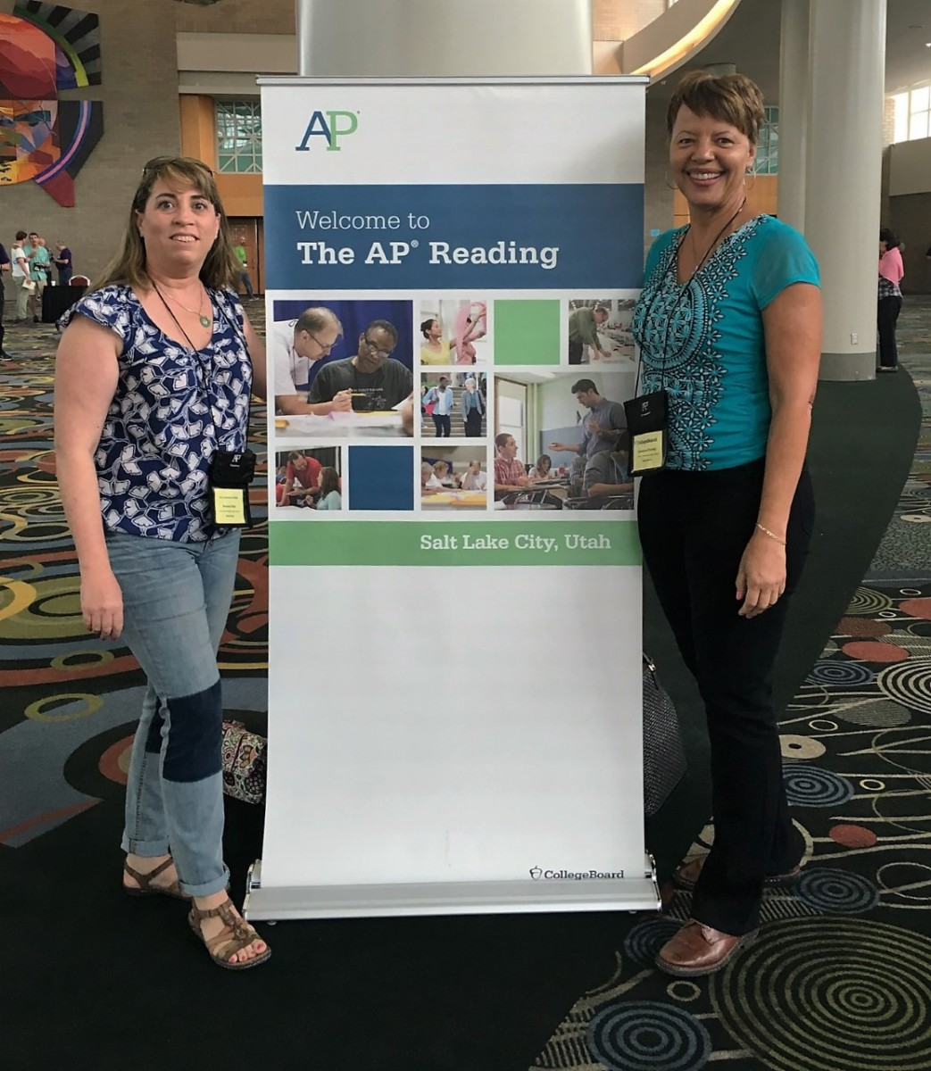 Local Educators Selected to Participate in Advanced Placement Program Reading
