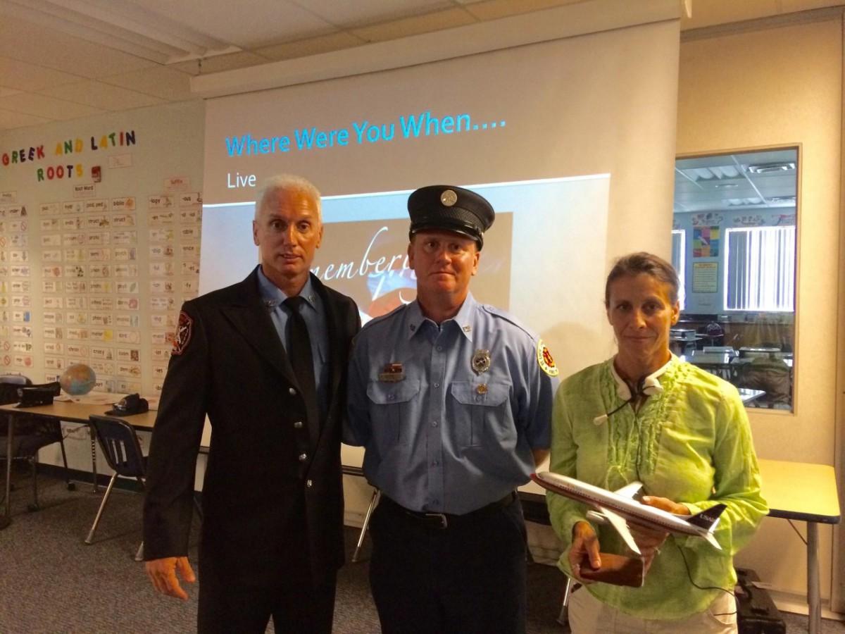 9/11 Presentation at Palm Pointe