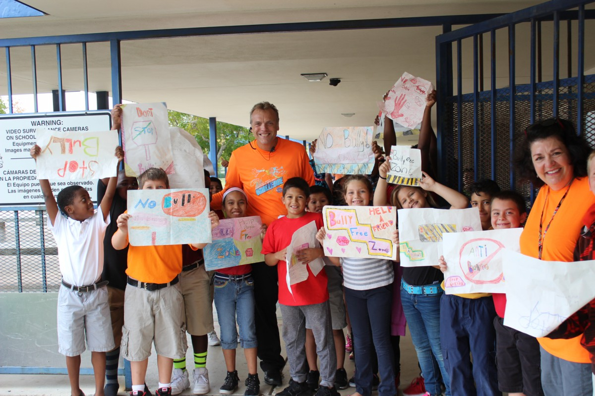 Northport Celebrates Unity Day With Strong Anti-Bullying Message!