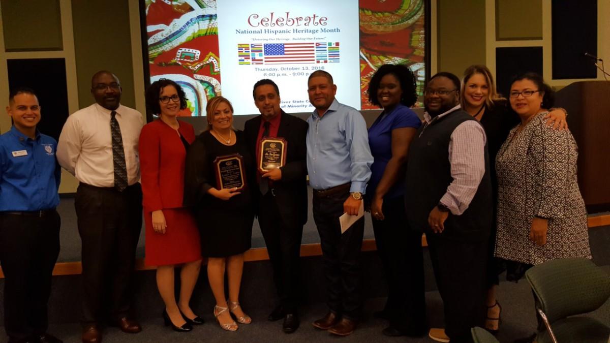 Hispanic Heritage Celebration – Tapia Honored