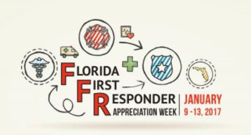 First Responder Appreciation Week