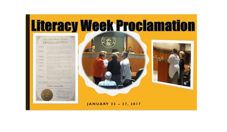 Literacy Proclamation