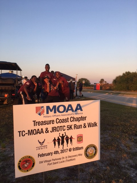 TCMOAA-JROTC 5K Run