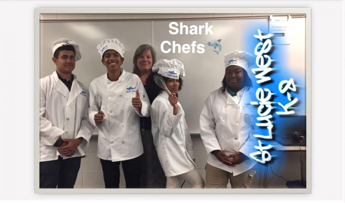 Shark Chefs in Final 4