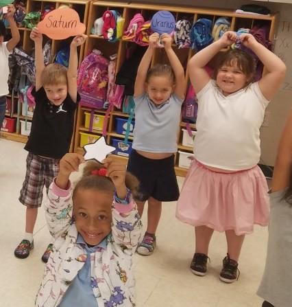 Mariposa Elementary's VPK Orbits