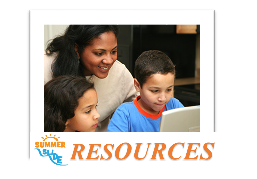 Free Online Summer Slide Resources