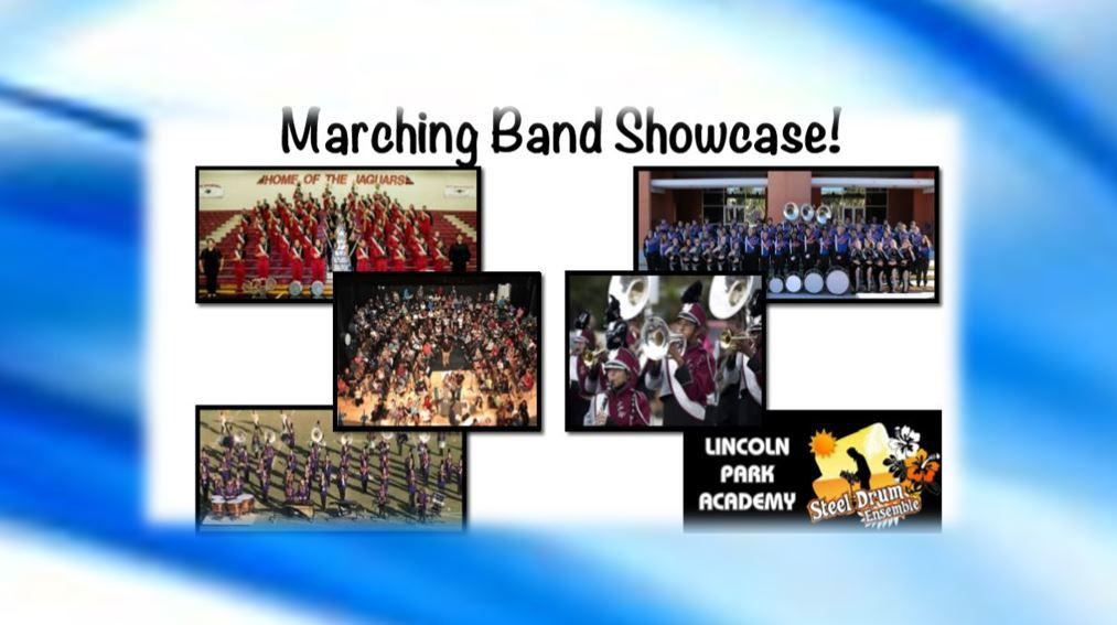 Marching Band Showcase