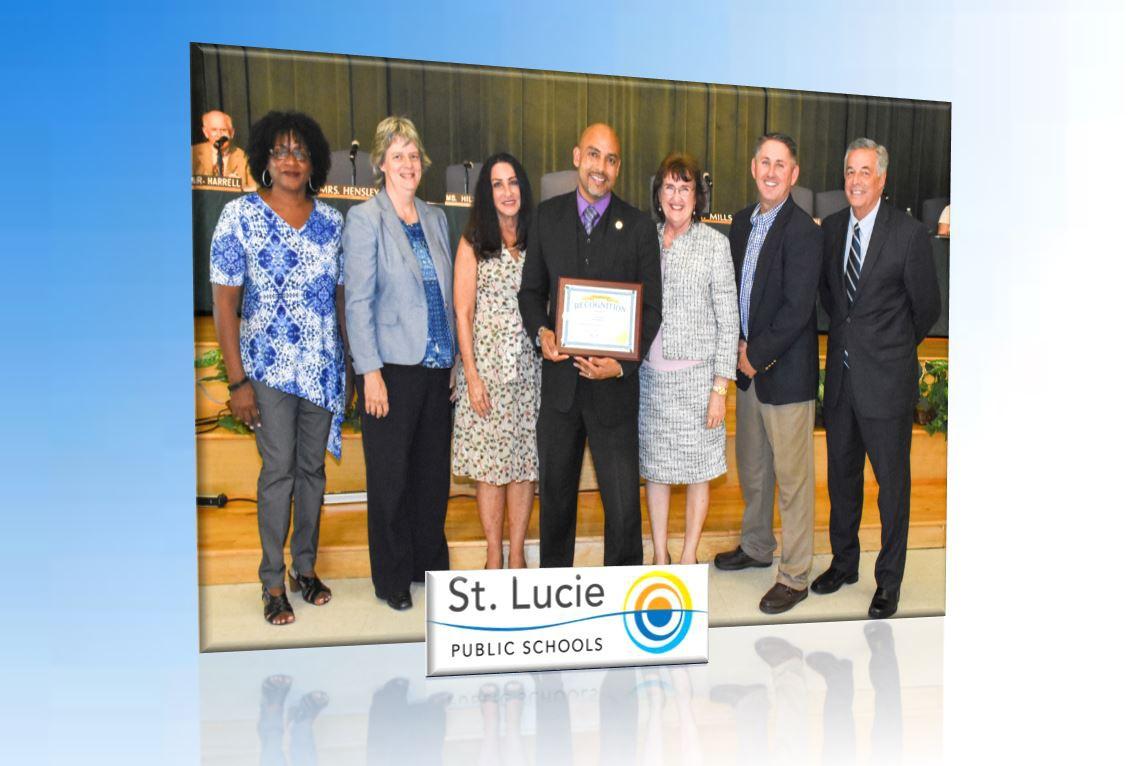 Dr. Sanchez Honored