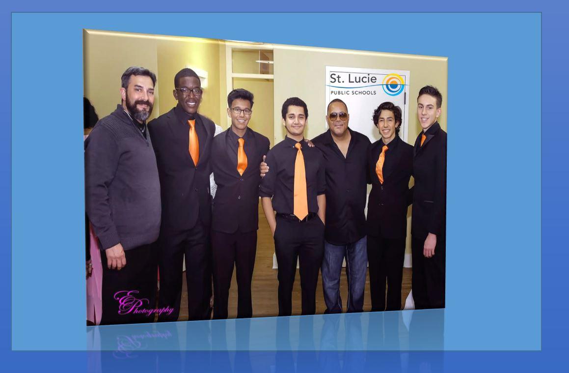 LPA's Jazz Combo Sets Positive Tone
