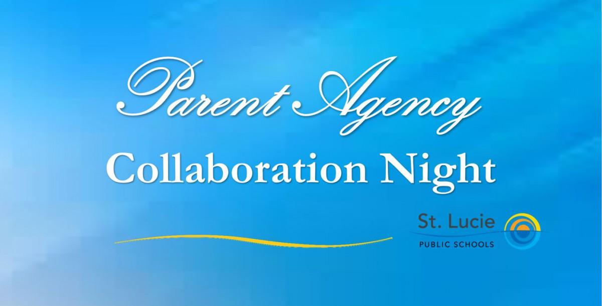 PSLHS Parent Collaboration Night