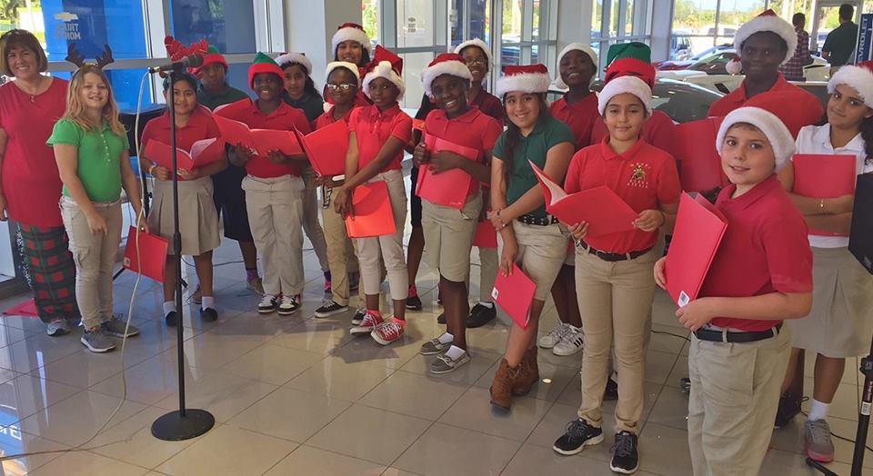 WPSL Christmas Kids