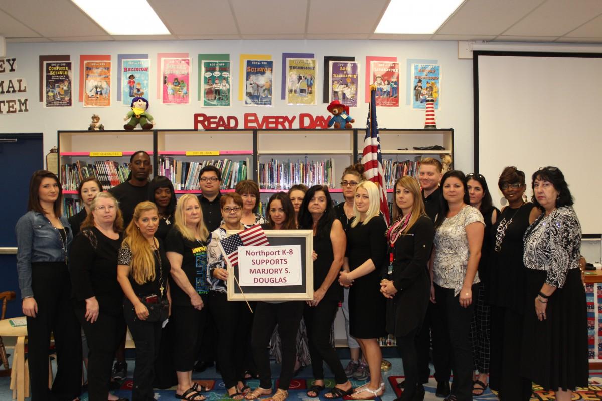 One School…One Teacher…One Love. NPK8 Supports MSD