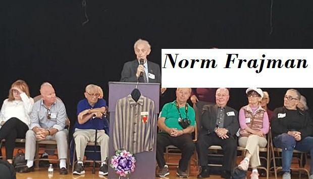 Holocaust Survivors Recount Heroic Stories