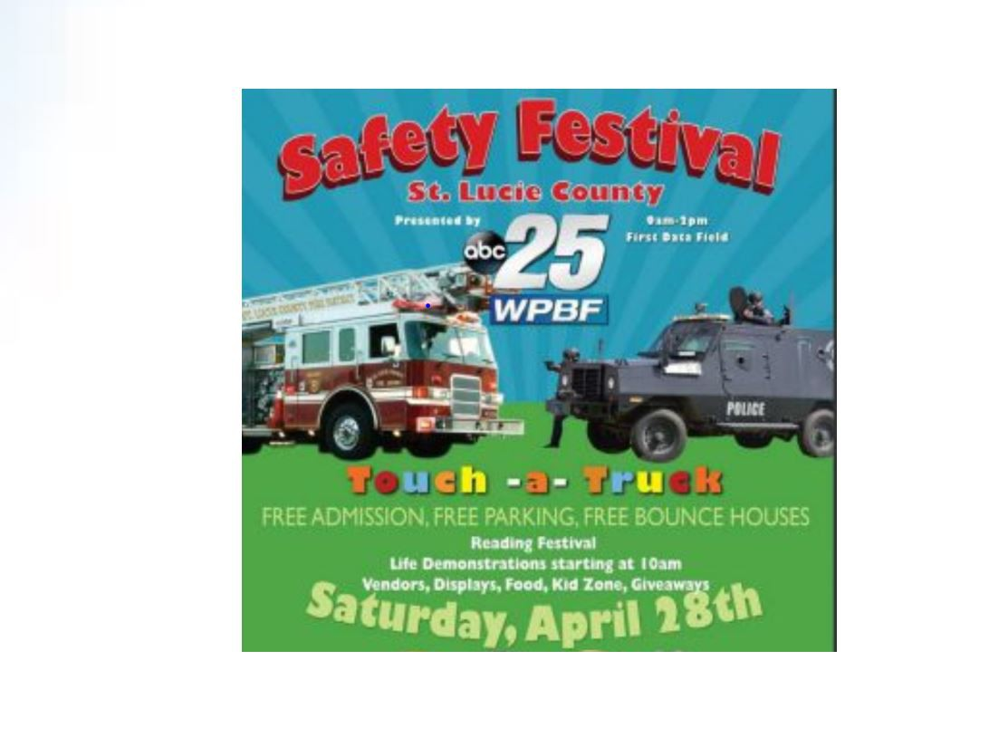 Safety Fest and Family Reading Festival