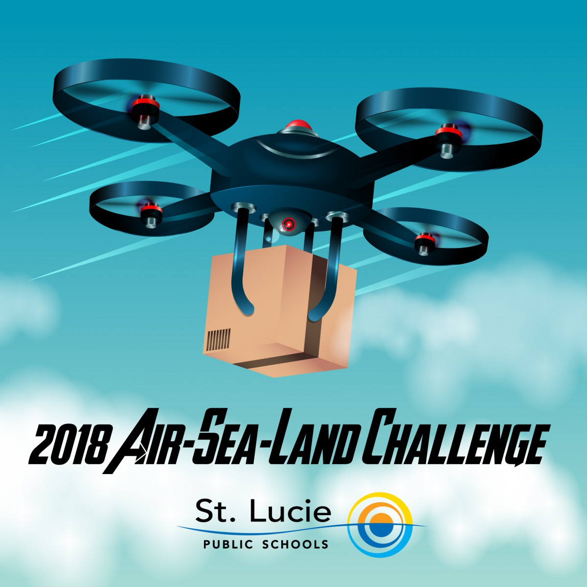 2018 Air-Sea-Land Challenge on YouTube