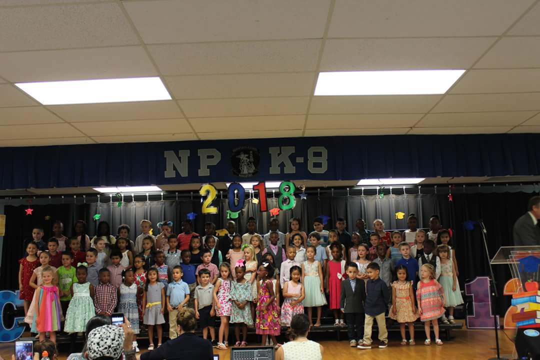 Northport Kindergarten Graduation Priceless!