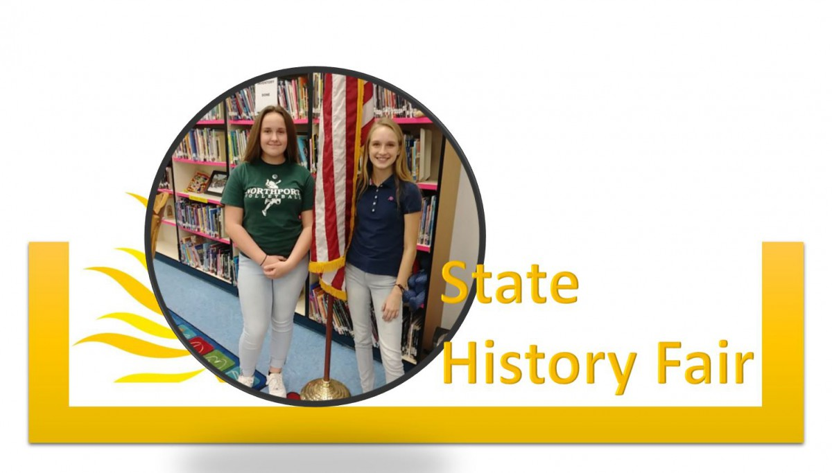 Northport Students Move Forward to State History Fair
