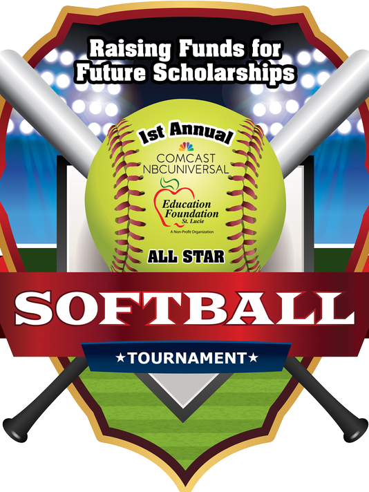 Batter Up! St. Lucie County Education Foundation Celebrity Softball Game Benefits Scholarship Fund
