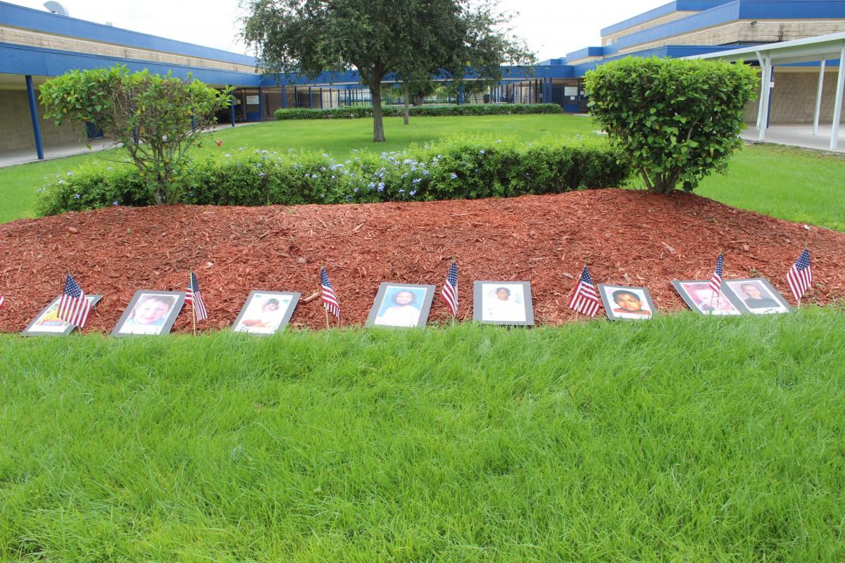"""""""Northport September 11, 2001 Children's Memorial Library"""""""