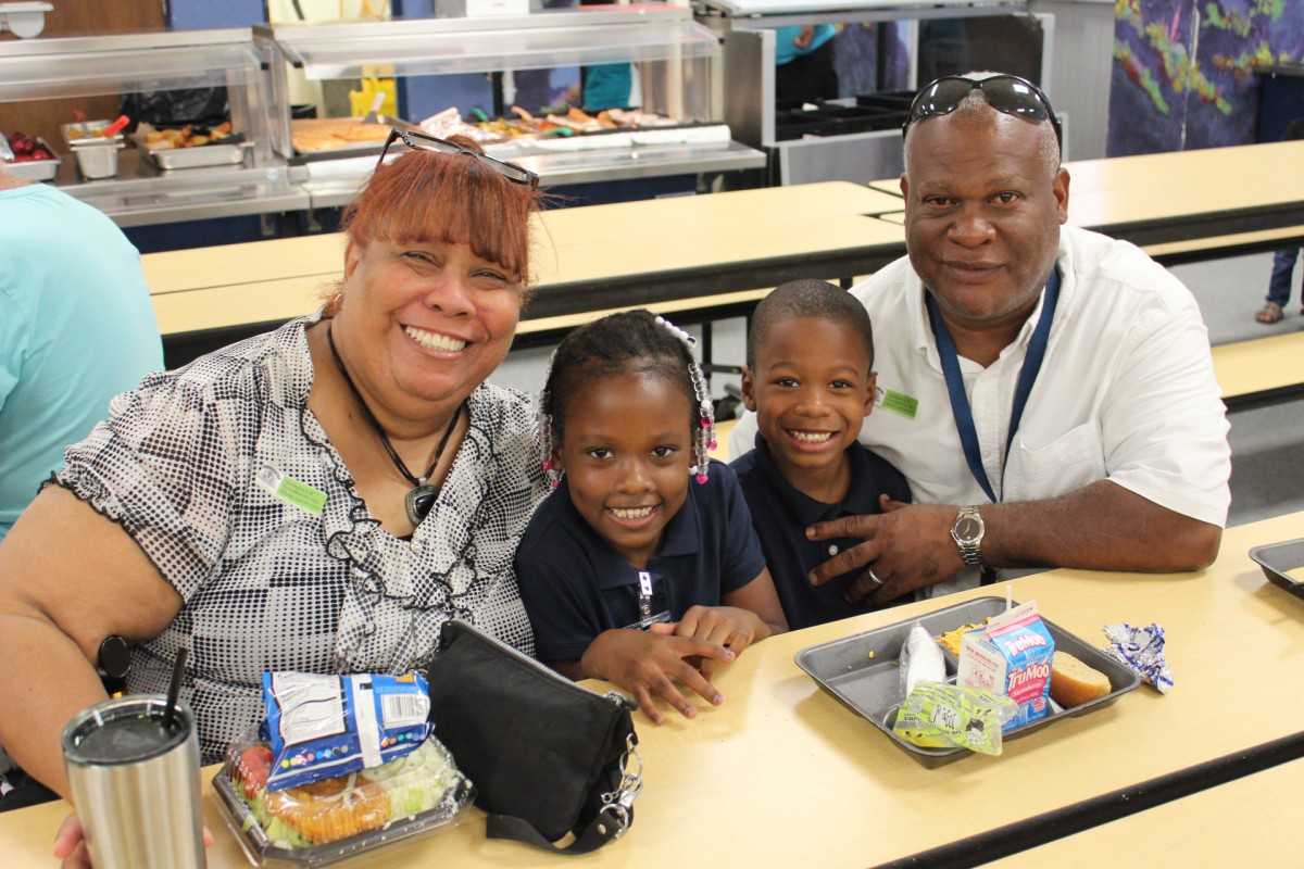 Northport Celebrates Grandparents Day 2018!