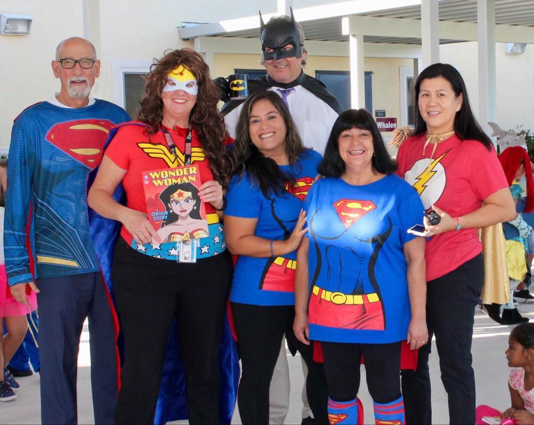 Mariposa Elementary Celebrates Storybook Character Day