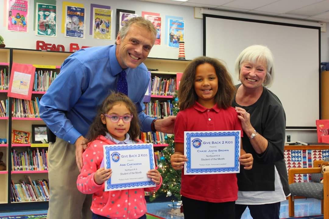 Northport Celebrates GiveBack2Kids