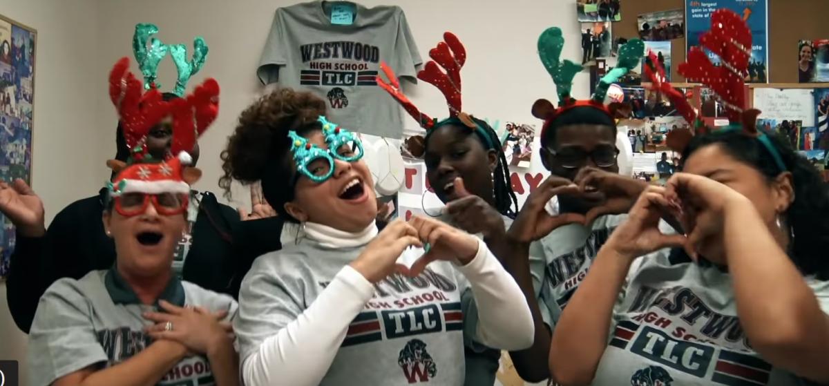 Fort Pierce Westwood Remakes Feliz Navidad