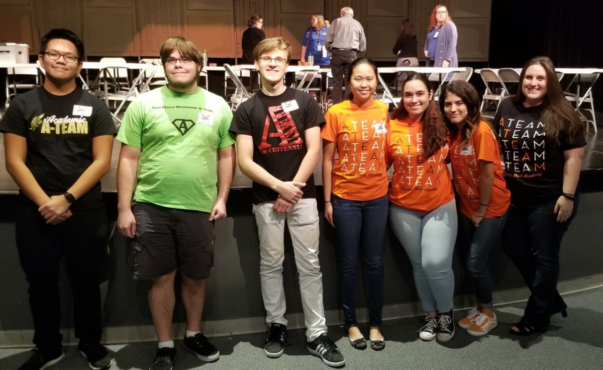 High Schools Compete for Top Honors at This Year's Academic Challenge