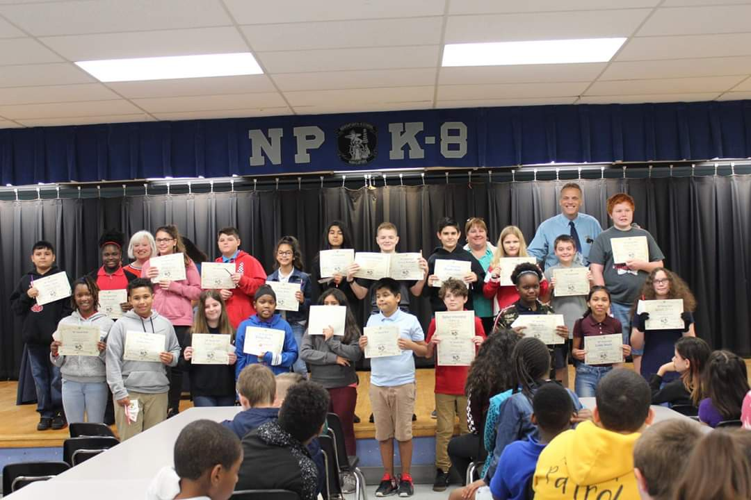Northport Celebrates Achievement and Perfect Attendance