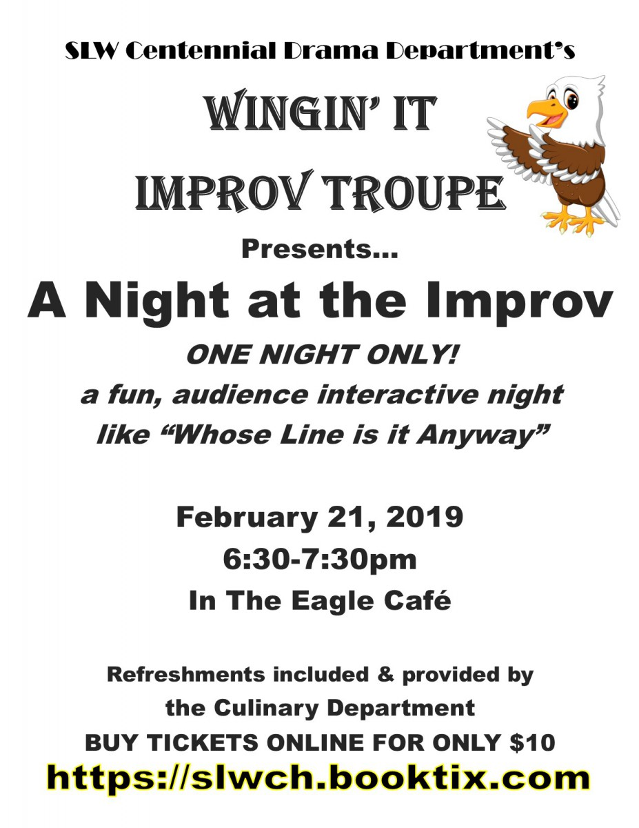 A Night at the Improv