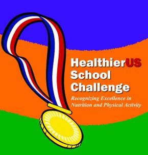 HealthierUS Award Designated to Select St. Lucie Public Schools