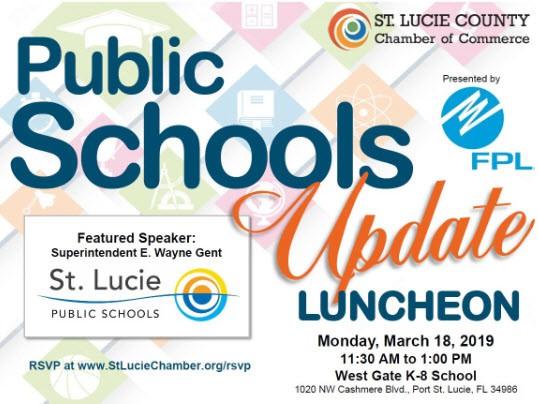Public Schools Update Luncheon