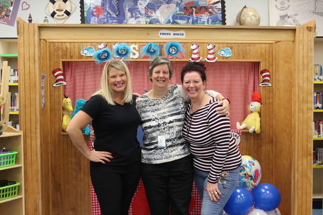 Northport K-8 Celebrates Dr. Seuss