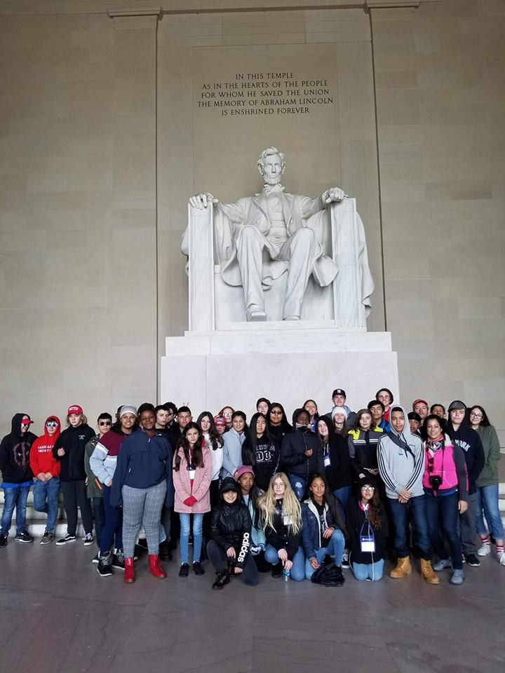 Northport Students Visit Washington, D.C.