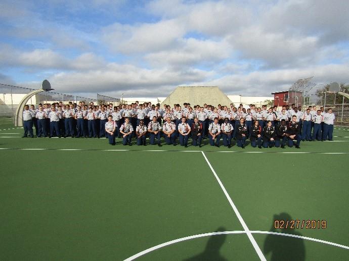 PSLHS Service Learning:  Flag Retirement Ceremony