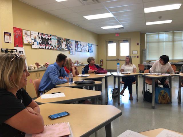 Allied Health Advisory Board Meeting