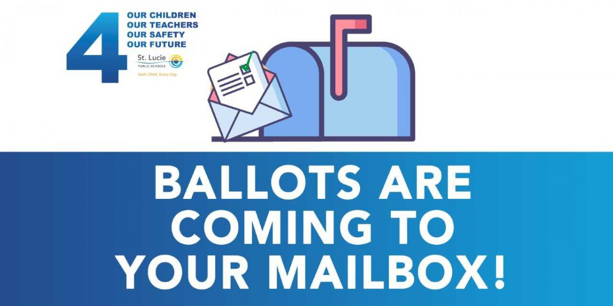 Look For Your Ballot This Week