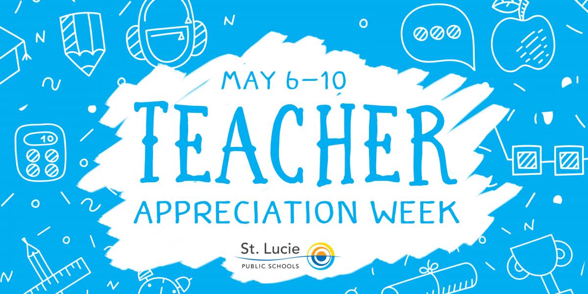 Teacher Appreciation Week #Thankateacher