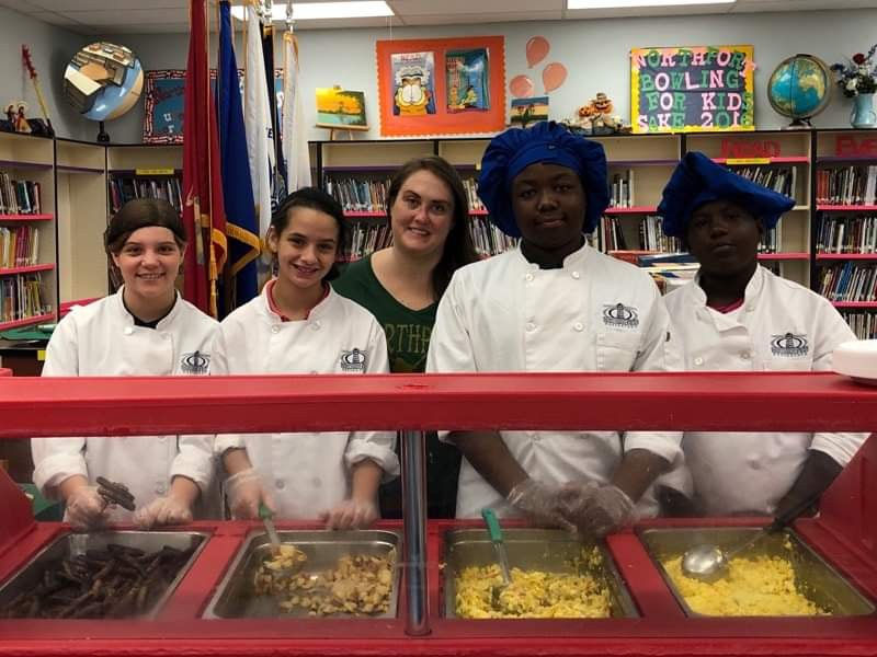 Northport Culinary Department Shines