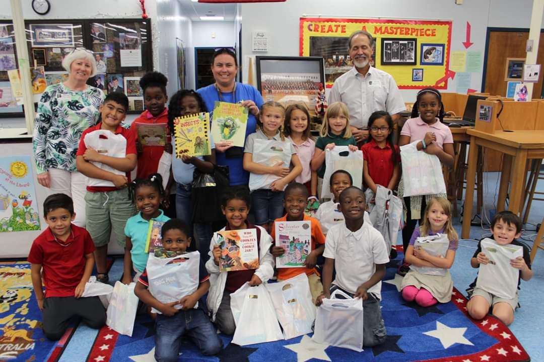 "Northport ""Faith In Literacy"" Summer Reading Program Underway"
