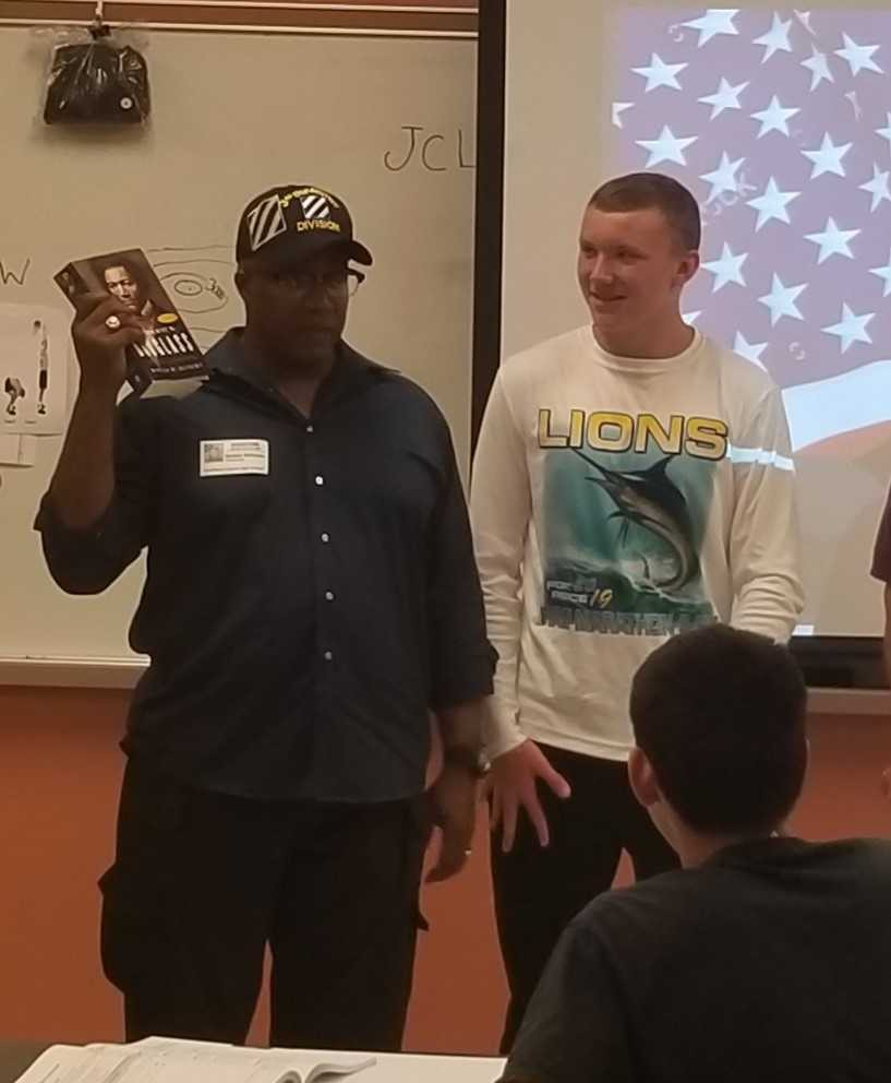FPCHS Donates to Veterans