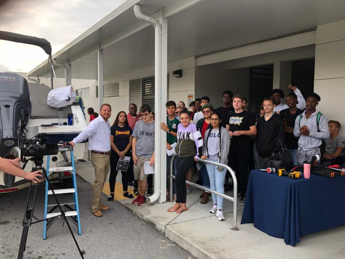 Outboard Marine Technology Program At SLWCHS