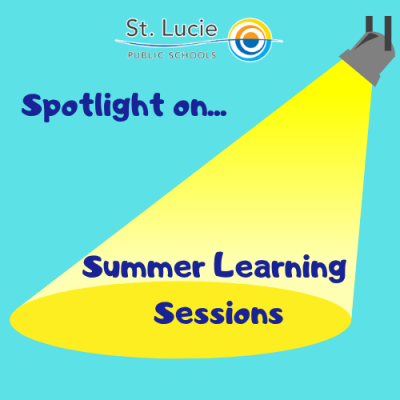 Summer Professional Development Learning Sessions