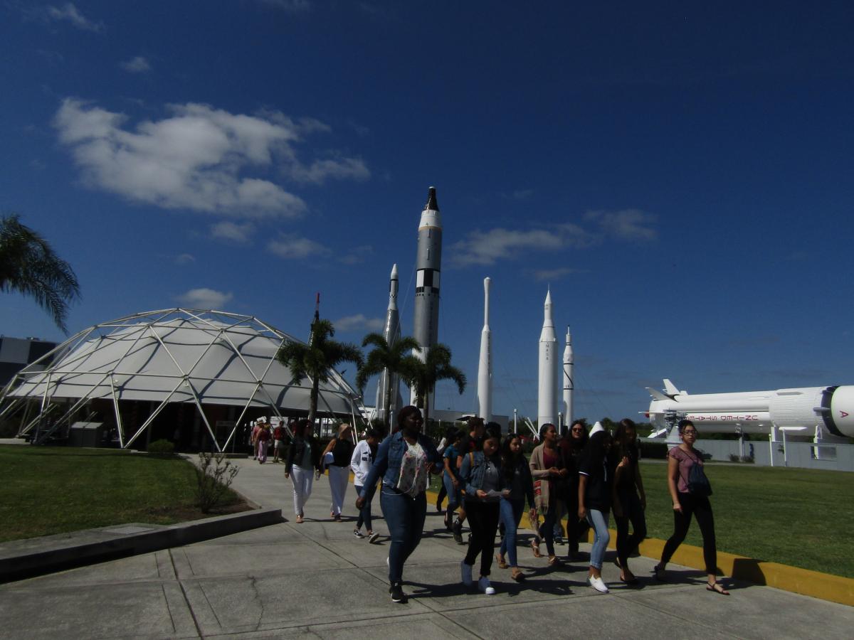 A Visit To NASA