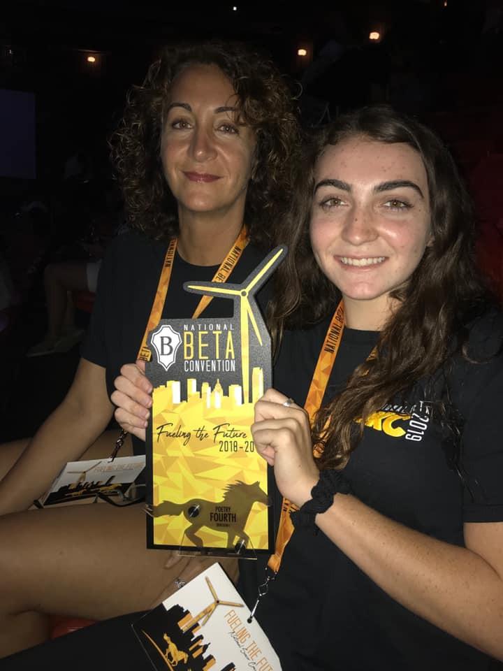 Beta Club Award