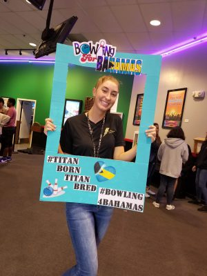 Treasure Coast High School – Bowling for Bahamas
