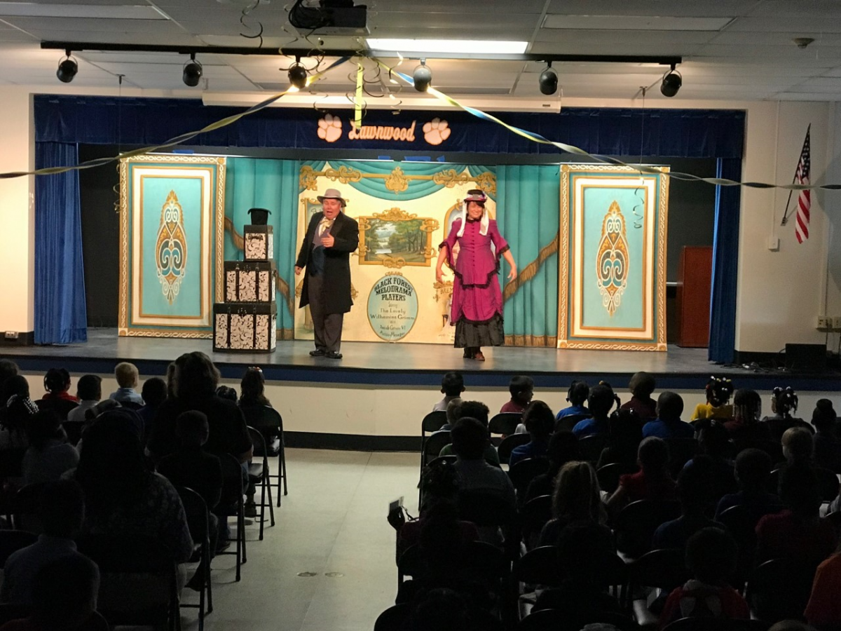 Lawnwood Elementary Students Enjoyed an Awesome A.C.T. Performance