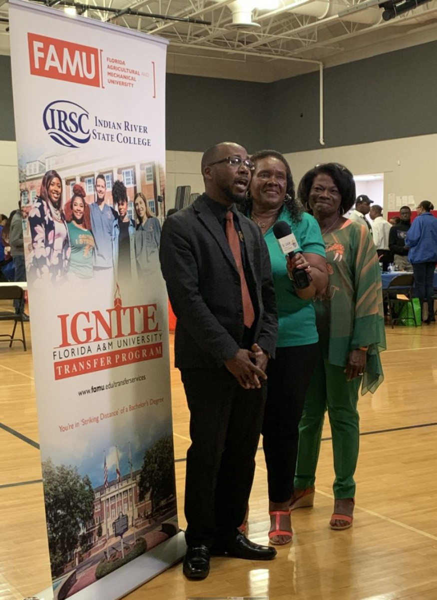 HBCU/HSI College Fair a Tremendous Success!